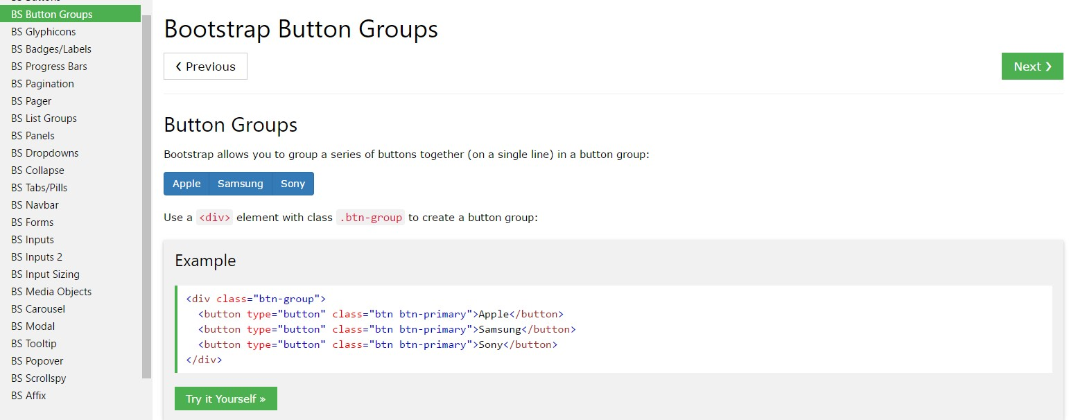 Bootstrap Button groups toogle