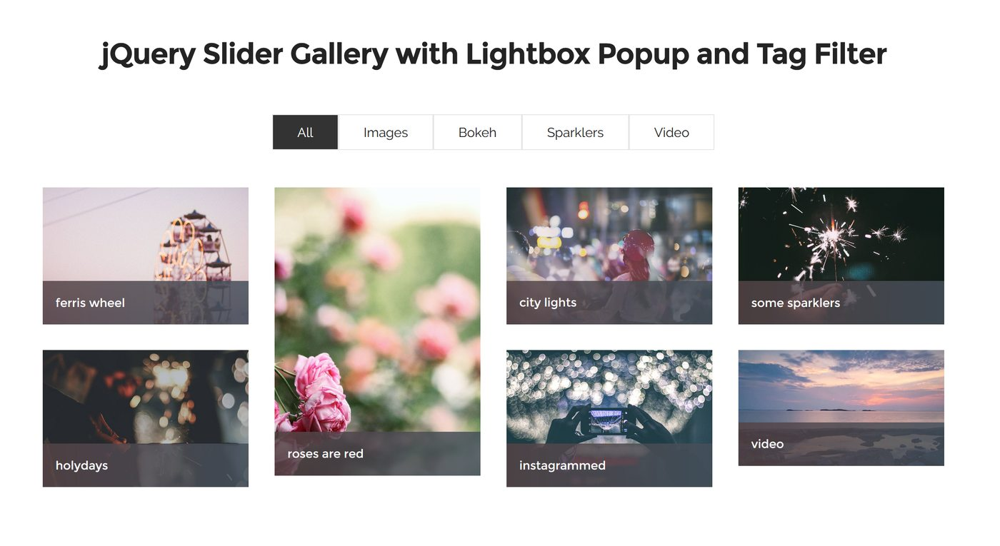 30+ Fresh HTML jQuery Image Sliders and Carousels of 2019