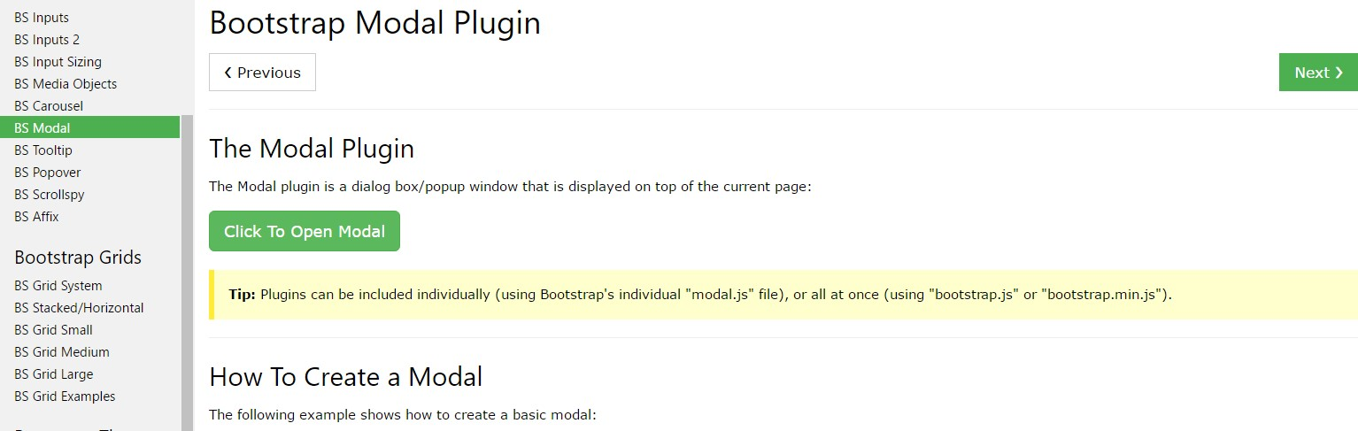 Bootstrap Modal Popup Form