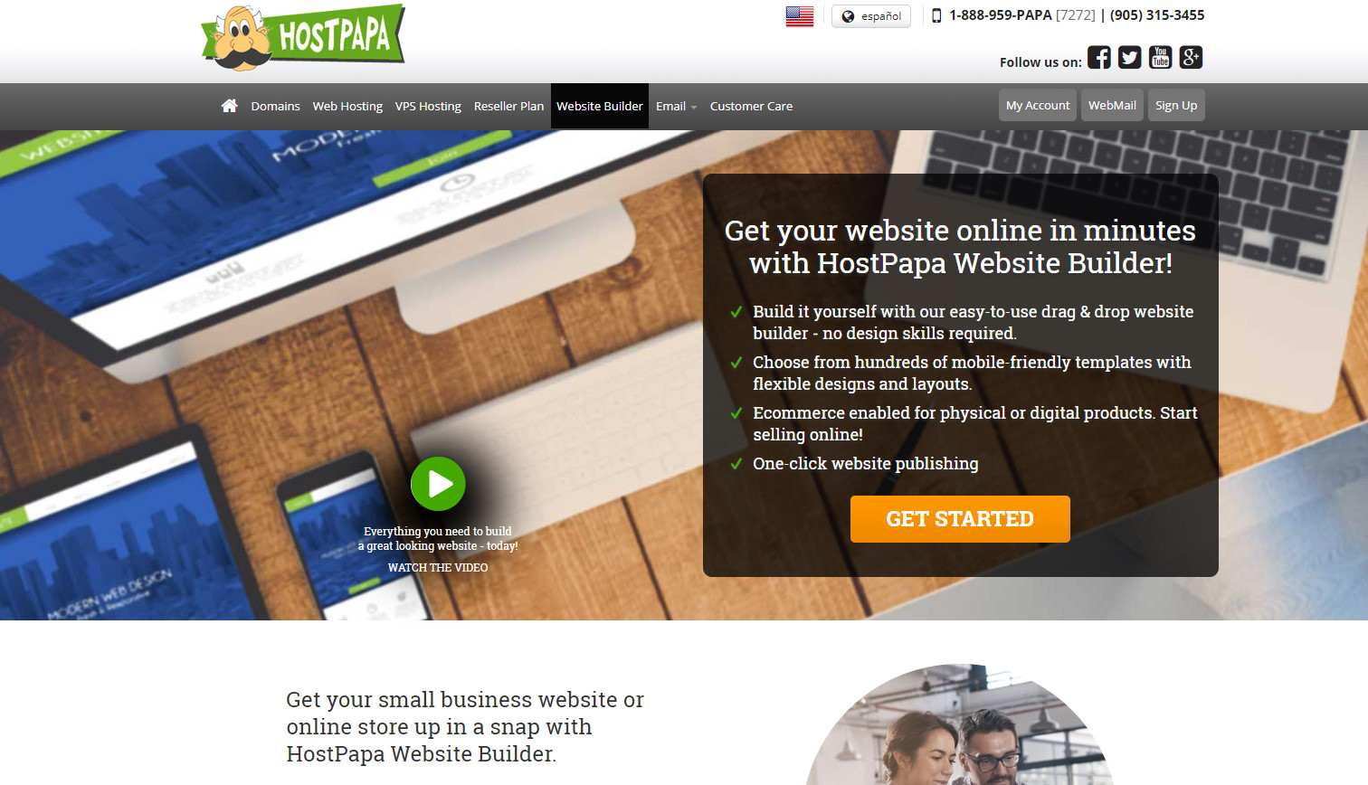 46 best website builders sorted by popularity hostpapa email hostpapa domain hostpapa login solutioingenieria