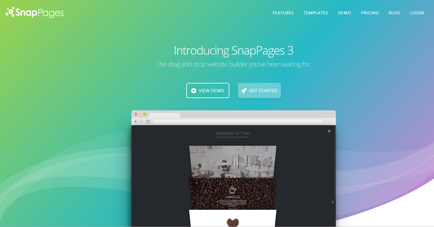 snappages tutorial, snappages help, snappages templates