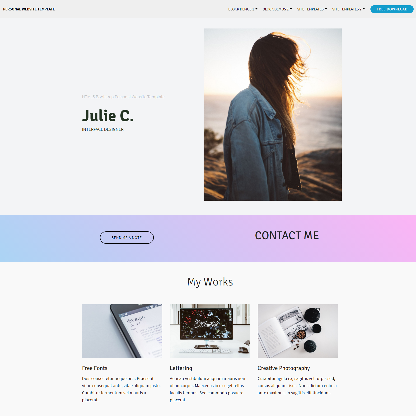80+ Free Bootstrap Templates You Can\'t Miss in 2018