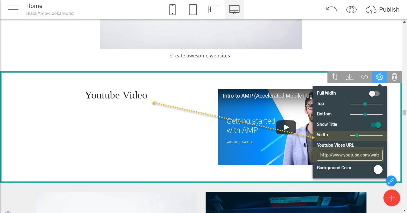 video blocks templates in simple html website template