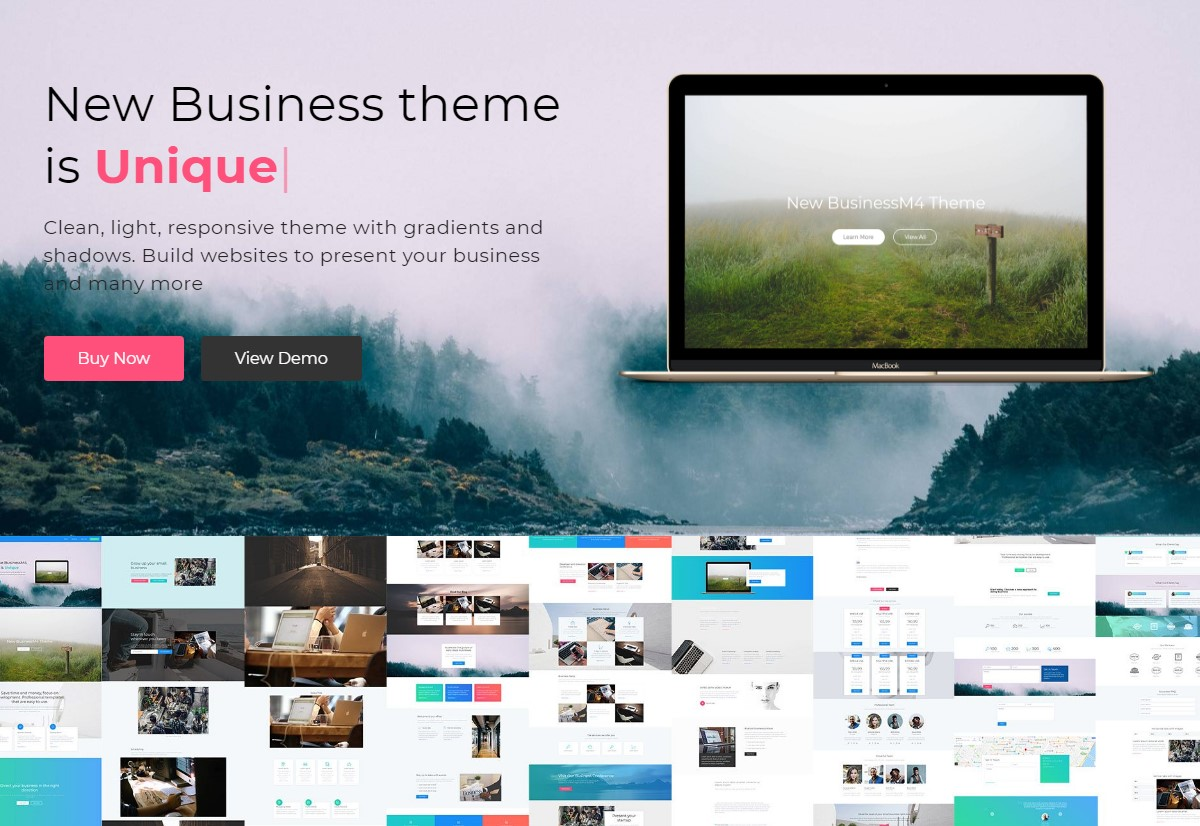 Useful HTML Template