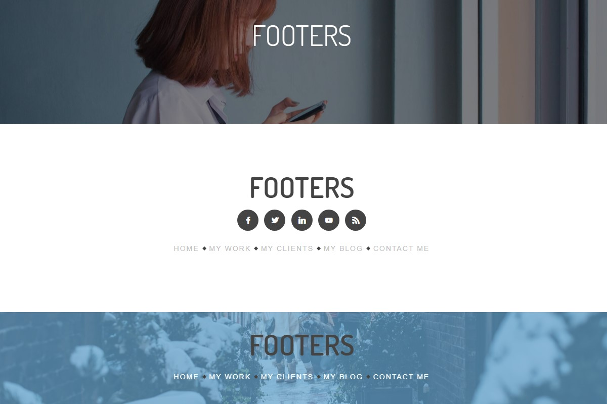 HTML5 Free Templates