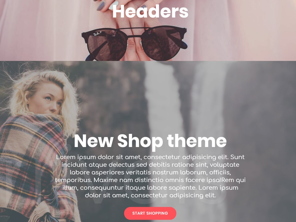 HTML5 Templates with Slider