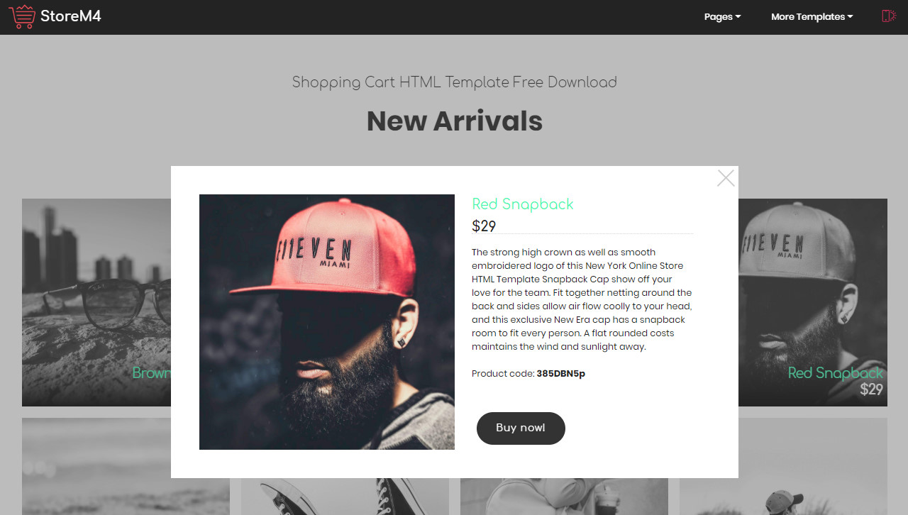 Free Simple Html Templates For Your Brand Recognition