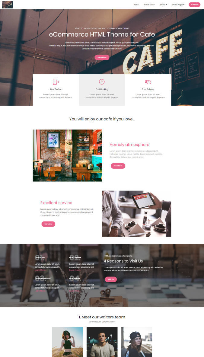 30 best mindblowing free website design templates list try now