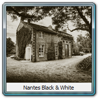 Nantes Black & White