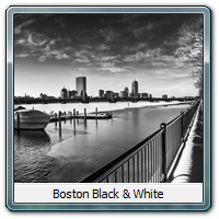 Boston Black & White