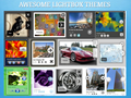 Lightbox themes