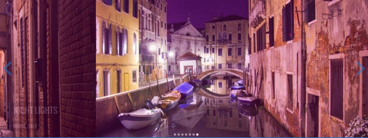 HTML Image Carousel