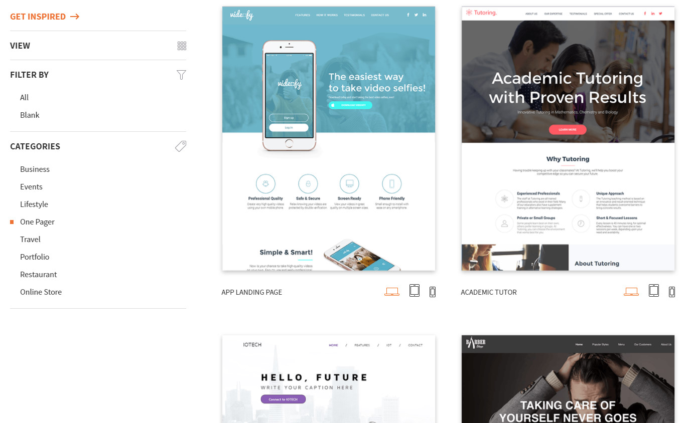 duda cms, duda blog, duda free website builder