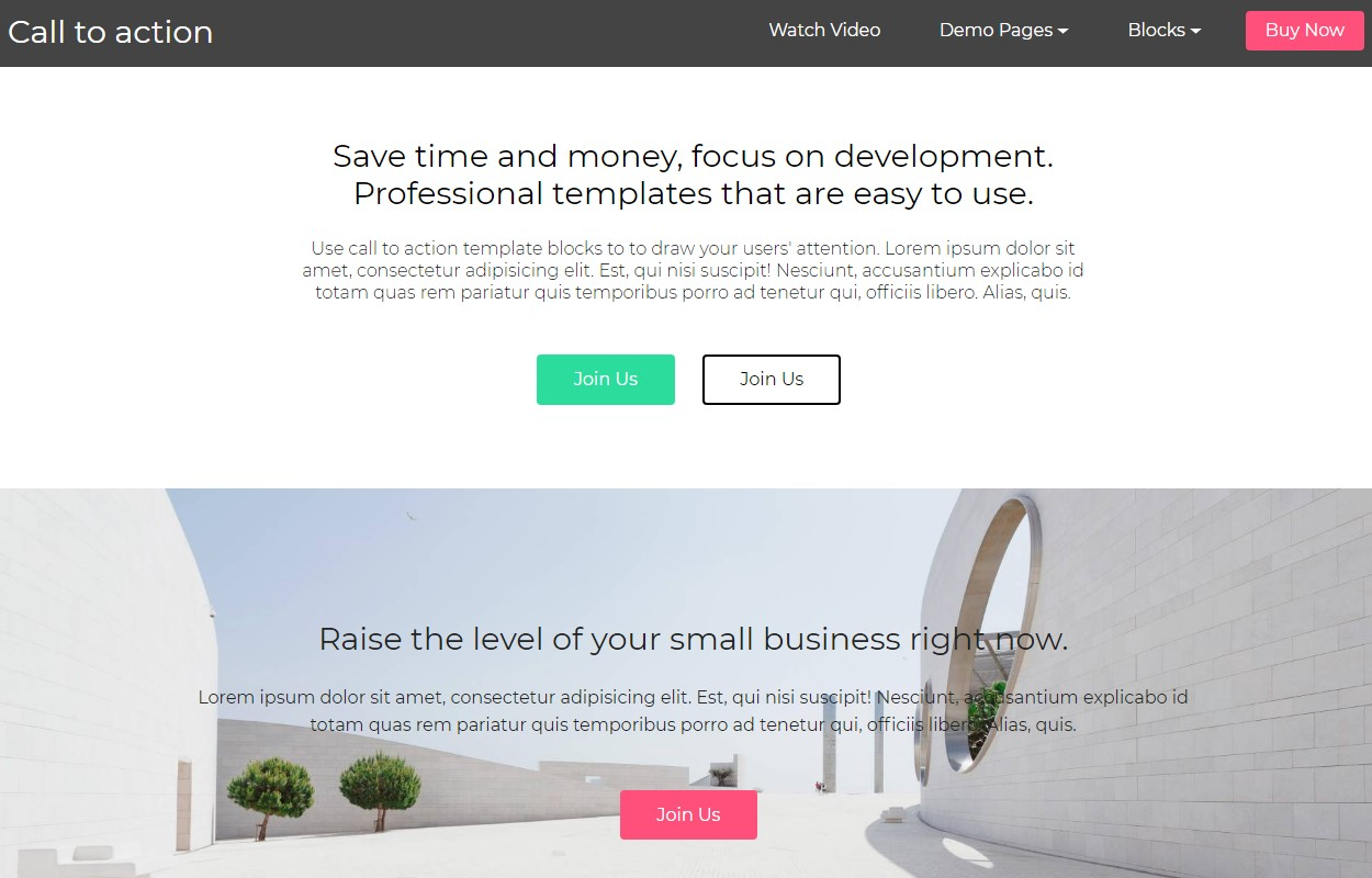 HTML5 Best Templates