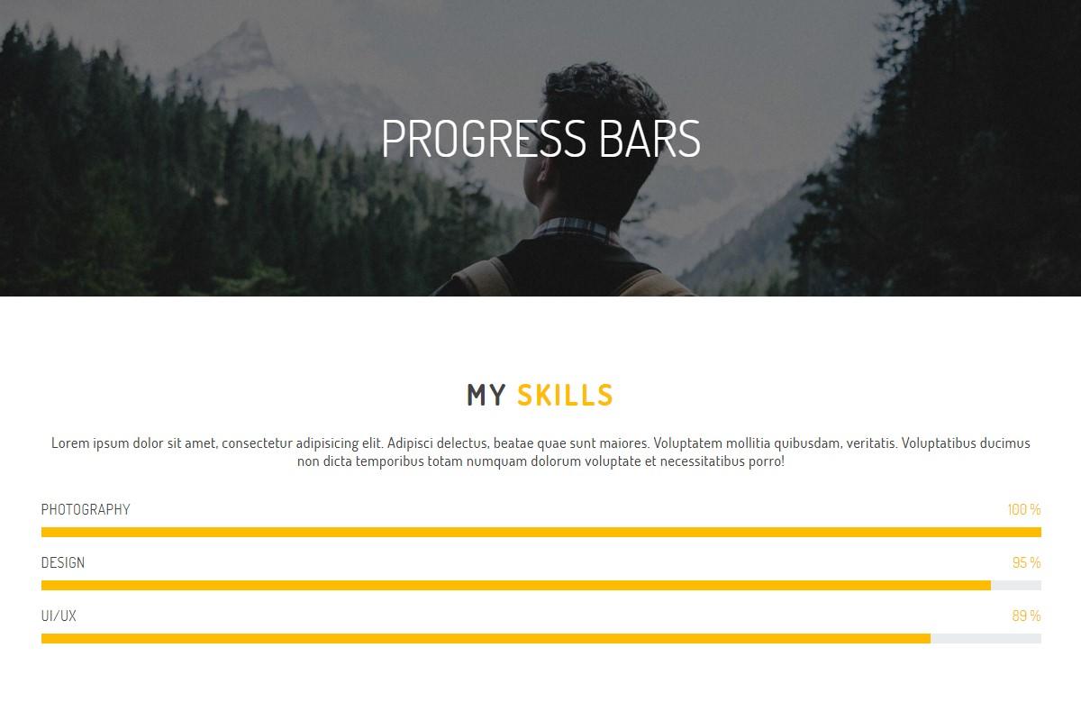 Awesome Progress Bars