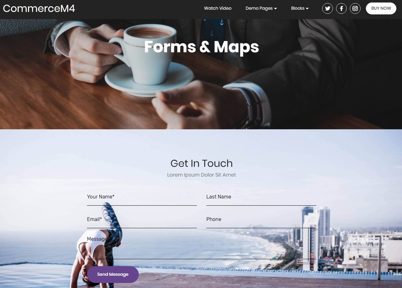 Free HTML CSS Templates