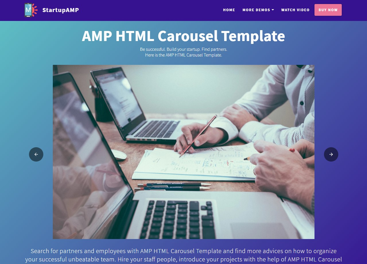 Gallery Templates with HTML